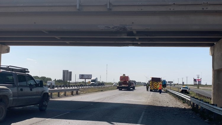 Cotton Flat Bridge reopens after another heavy load strike