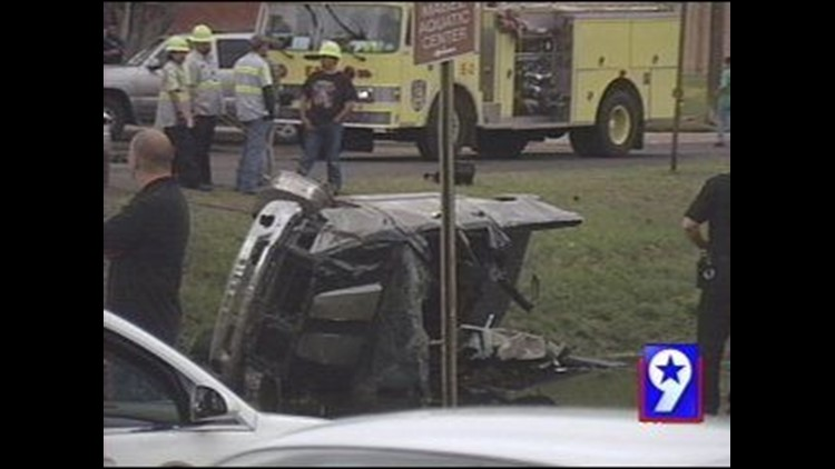 Police Investigating Fatal Accident in Midland, Victims Names