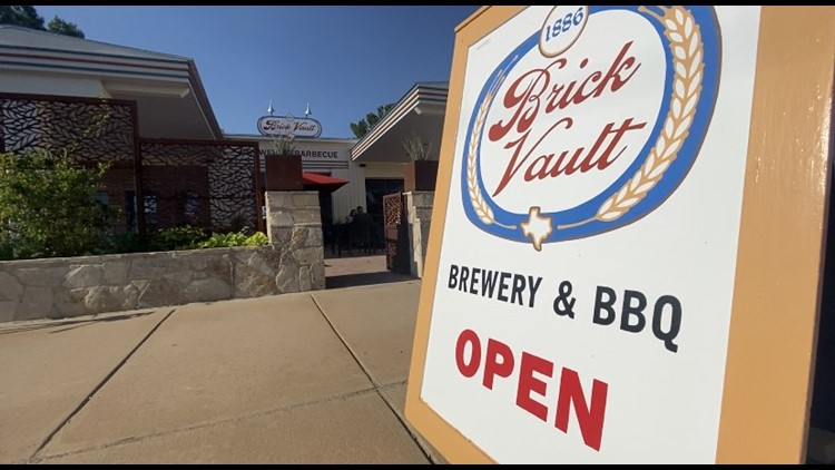 Brick Vault Brewery and BBQ: a hidden gem in the middle of the desert