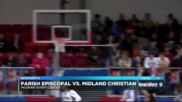 02/18: Girl's Basketball - DALLAS PARISH VS. MIDLAND CHRISTIAN