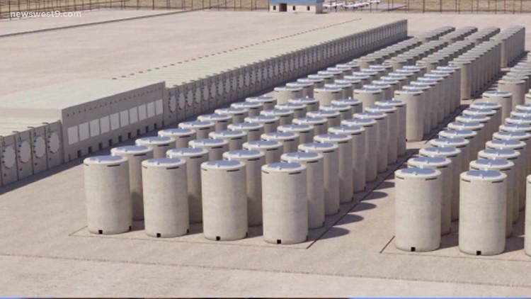 Bill to ban high-level radioactive waste introduced to Texas legislature