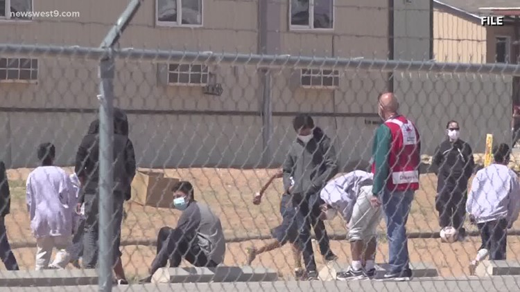 Local leaders learn limited information on Midland migrant facility closure