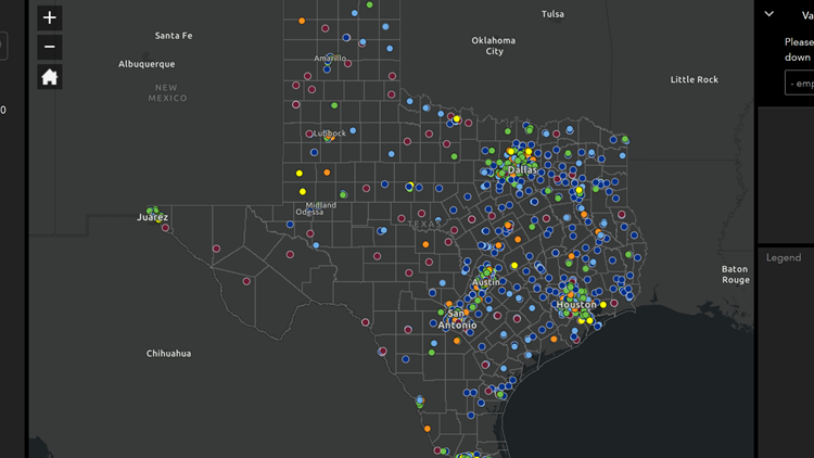 Interactive COVID-19 vaccine map shows what locations have received doses