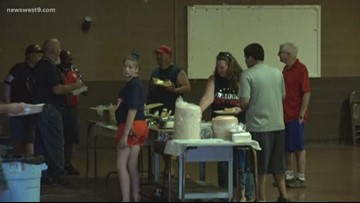 Fourth of July festivities started early in Odessa