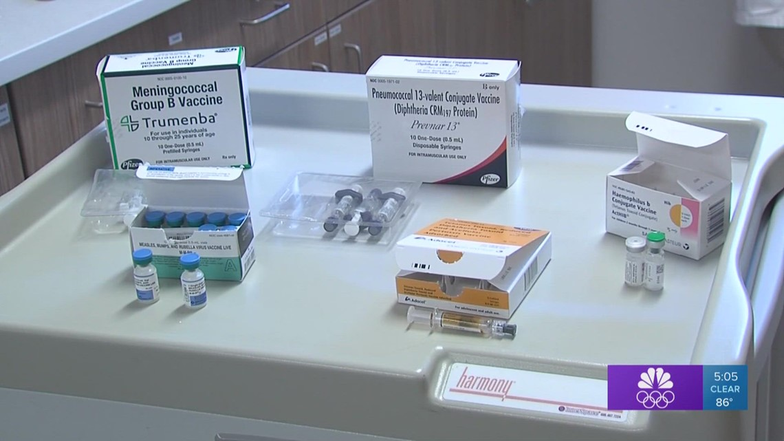 ECISD to hold vaccine clinics for Tdap and MCV4