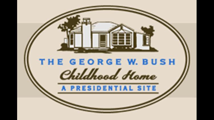 George W  Bush Childhood Home hosts free reading program for