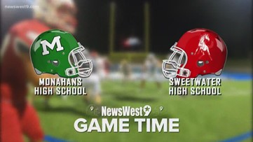Week 11-Monahans vs. Sweetwater