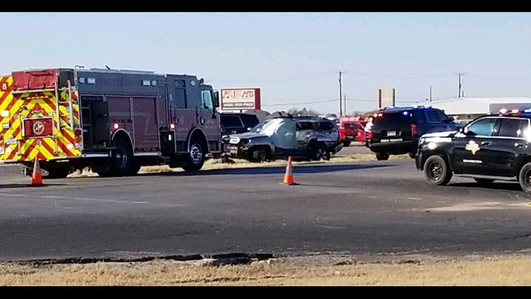 Police identify drivers in fatal North Odessa crash | newswest9 com