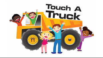 Touch a Truck puts your kid in the driver's seat