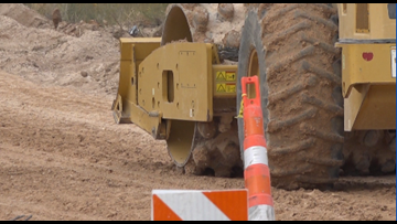 Sturdier roads coming to Midland County