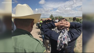 Border Patrol arrests 10 Chinese citizens in human smuggling scheme