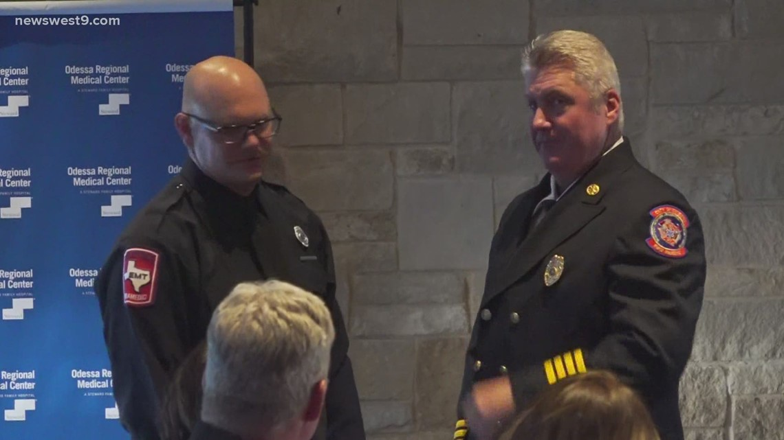 ORMC honors EMS providers, names EMS Service Provider of the Year