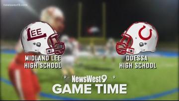 Week 8-Midland Lee vs. Odessa High