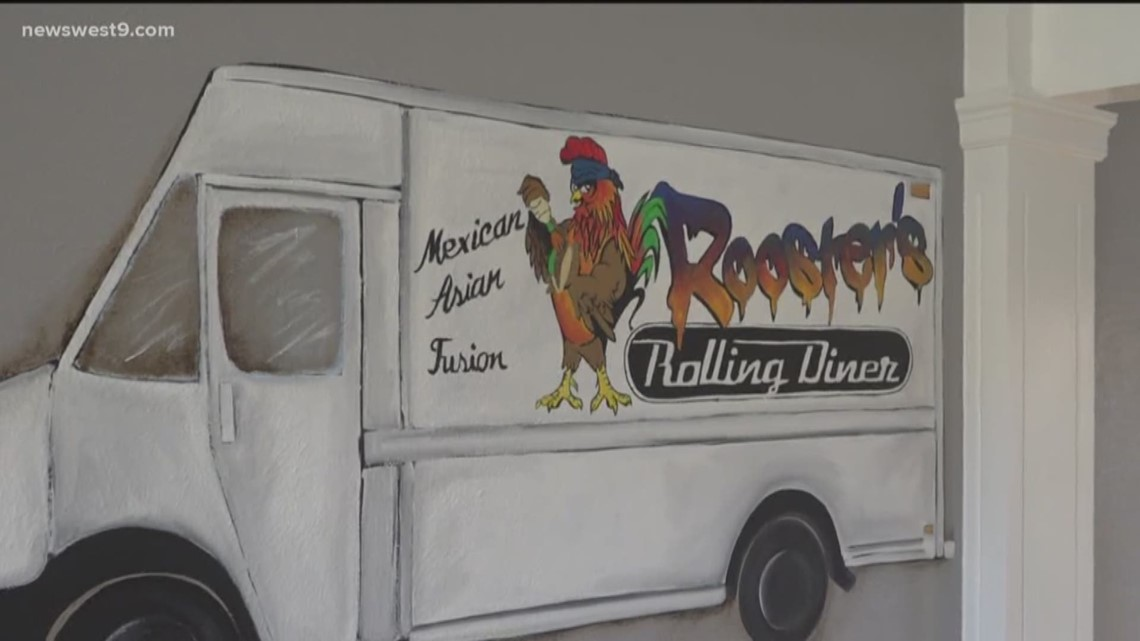 Basin Buzz tries out Valentine's cuisine with Rooster's Diner
