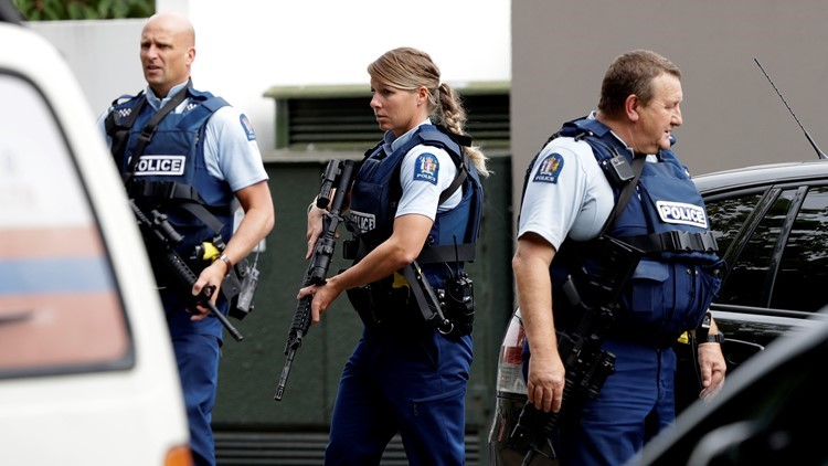 New Zealand mosque shootings: Multiple fatalities, 1 in custody
