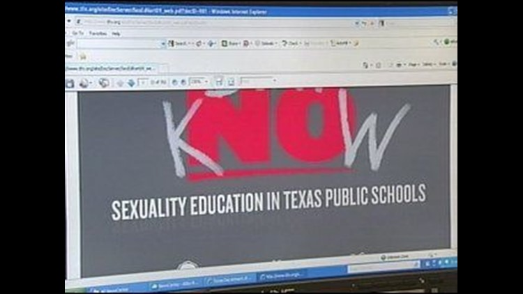 Educator Says Local Sex Ed Isn't Cutting It