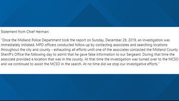 Robert Duncan's family claims MPD statement is false