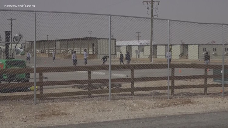 Pfluger: Teen girls, children age 5-12 to be housed at Midland migrant facility