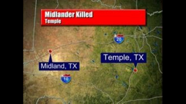 Midland Man Killed in Motorcycle Accident Near Waco