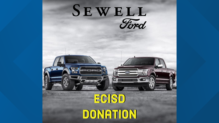 Sewell Ford Odessa >> Sewell Ford to donate a vehicle and engines to the ECISD Auto Tech Program | newswest9.com