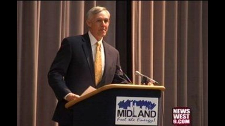 Midland Mayor Wes Perry Delivers State of the City Address