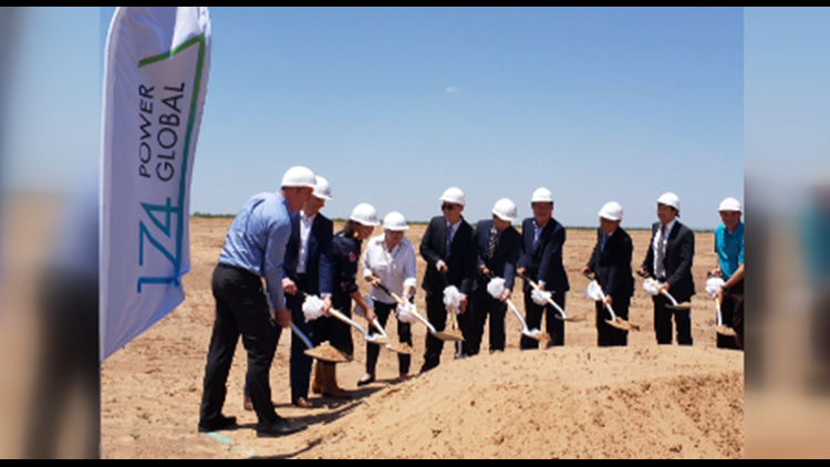 172 Power Global breaks ground on first-ever solar farm to come to Ector Co.
