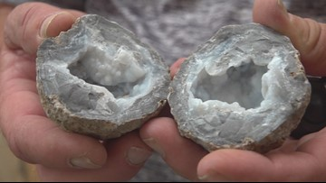 Midland Gem and Mineral Society prepare for upcoming mineral show