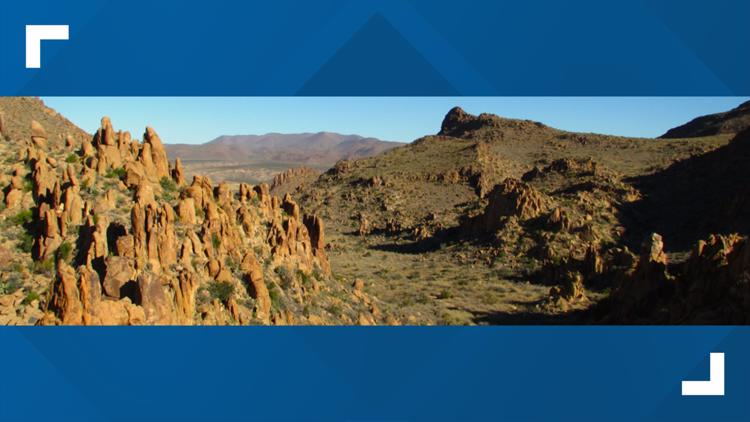 NPS, Texas State Health Services close Big Bend National Park