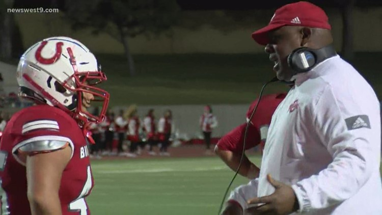 Odessa High head football coach reassigned within the district
