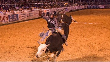 West of the Pecos Rodeo brings family fun to Pecos