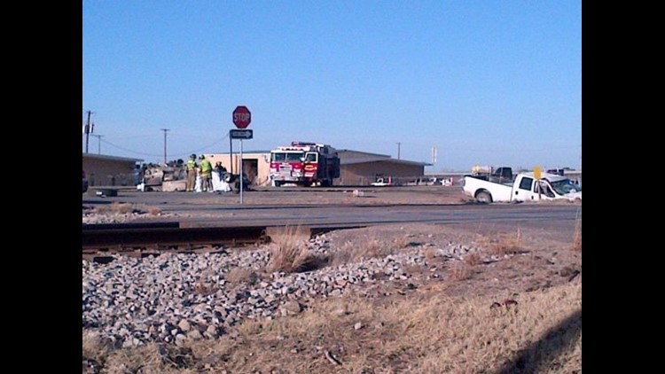 Man Killed in Accident on Highway 80 | newswest9 com