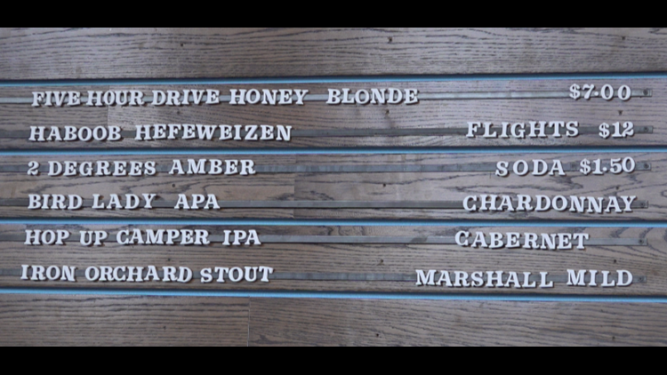 List of current Tall City Brewing Co. beers