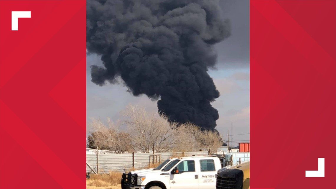 One Injured In Hot Oiler Explosion In Midland