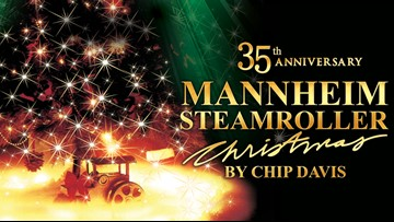 Mannheim Steamroller Christmas comes to Wagner Noel