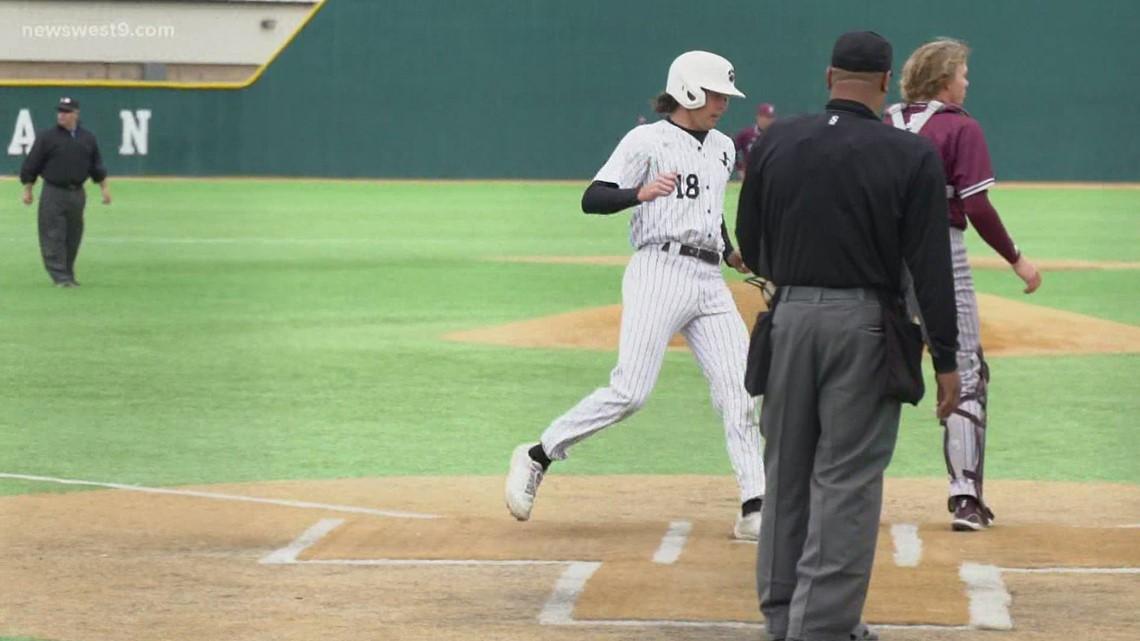 Permian baseball vs Midland Lee