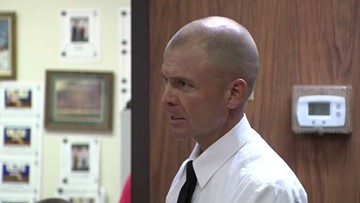 Former Martin County Sheriff pleads guilty to Family Violence