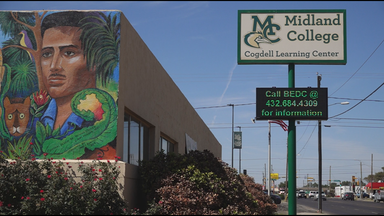 Midland College Cogdell Learning Center offers ESL classes