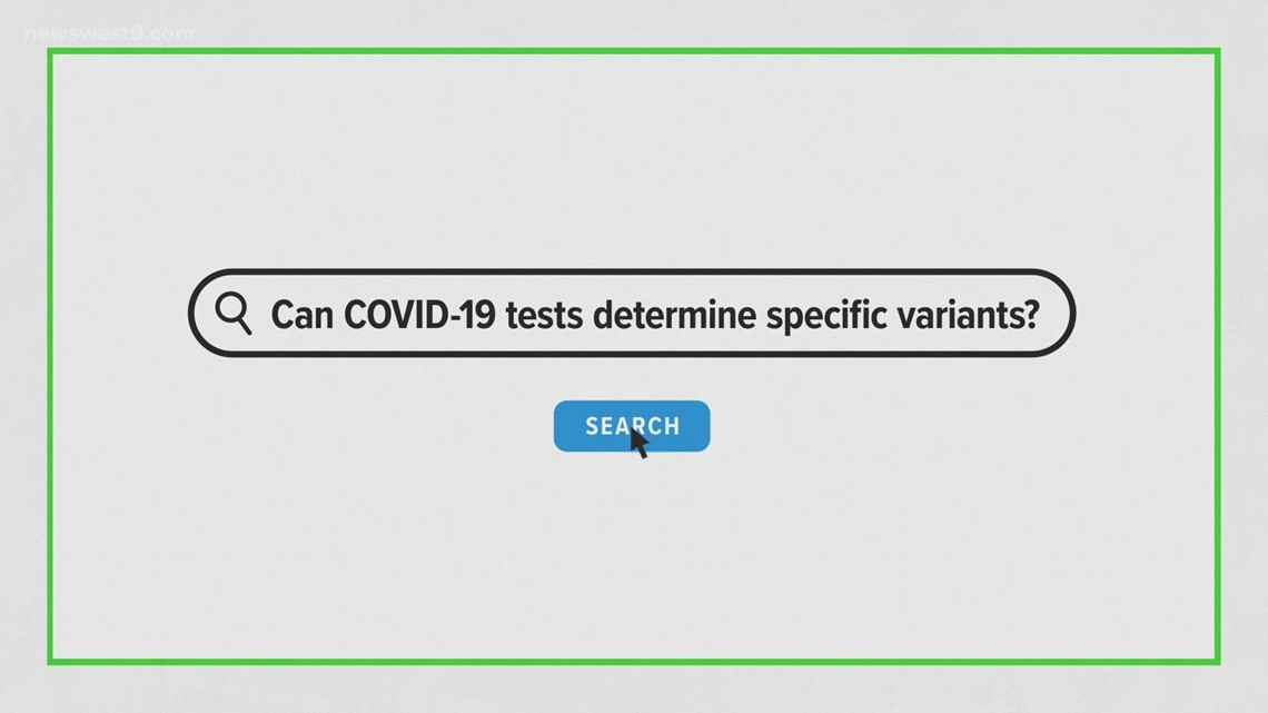 Yes, there is a test to tell if you have the Delta variant of COVID-19   Verify