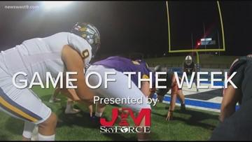Week 6-Greenwood vs. Lamesa