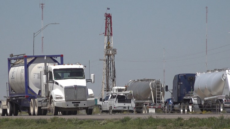 Truck driver shortage impacting the Permian Basin