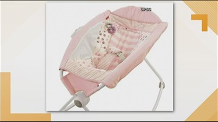 Fisher-Price Rock 'n Play sleepers recalled after infant deaths