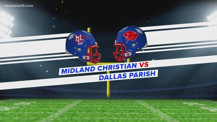 Week 5 | Midland Christian vs. Dallas Parish