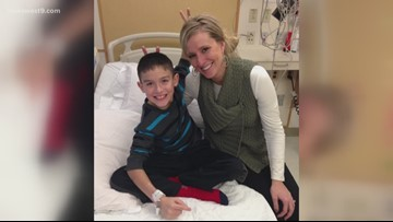 Odessa Chief Nursing Officer donates kidney to 9-year-old stranger