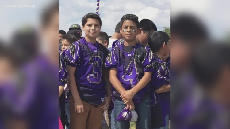 Midland Legacy RB/WR Donny Bishop and Midland Christian QB Ryver Rodriguez named Athletes of the Week