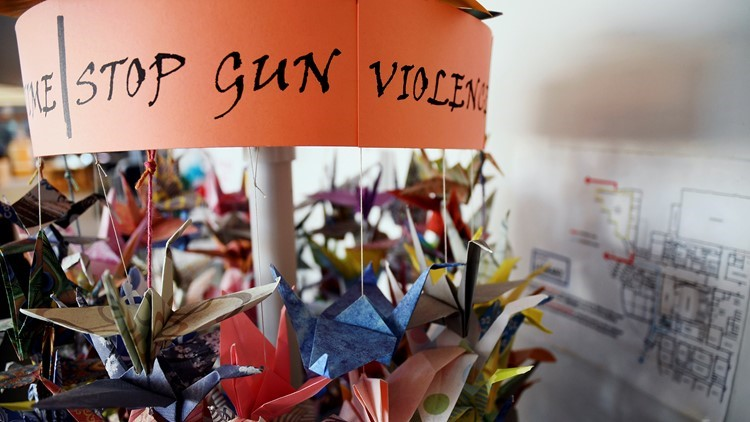 'We don't get over it': Pain of mass shootings lingers