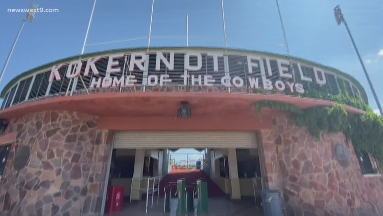Kokernot Field: a legacy of success and hard work