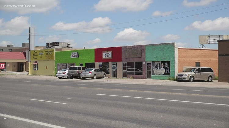 Some Midland businesses are being negatively impacted by mold