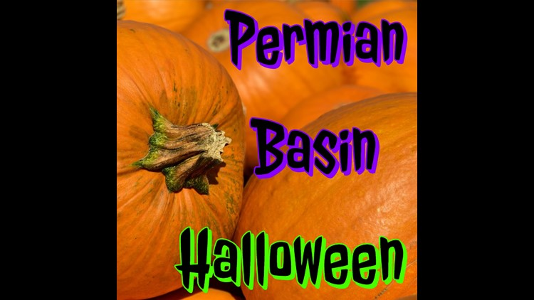Permian Basin Halloween: Events for the whole family