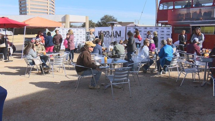 The Urban Market Pops Up In Downtown Midland