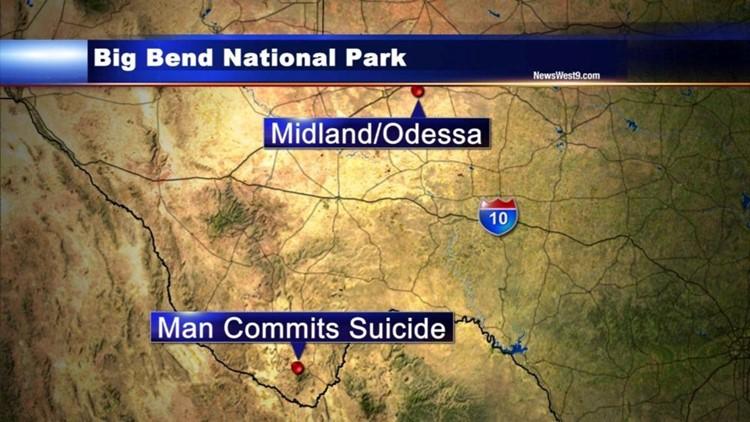 Man Found Dead at Big Bend National Park